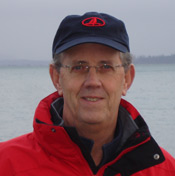 Steve Berg, Marine Surveyor